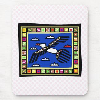 Arapaho Albatross Mouse Pad