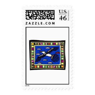 Arapaho Albatross Postage Stamp