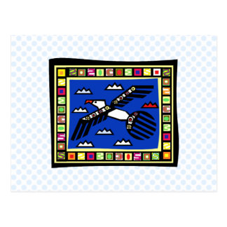 Arapaho Albatross Postcard