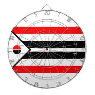 Arapaho Flag Dartboard