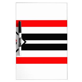 Arapaho Flag Dry-Erase Board