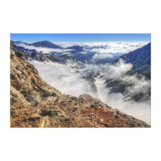 Arapaho Glacier and Boulder Watershed #2 Canvas Print