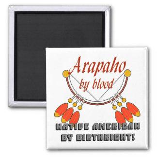 Arapaho Refrigerator Magnet
