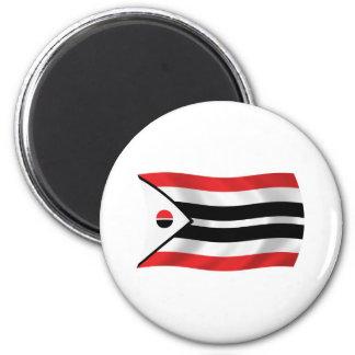 Arapaho Tribe Flag Magnet