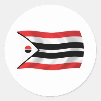 Arapaho Tribe Flag Sticker