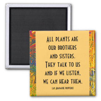 arapahoe indian proverb magnets