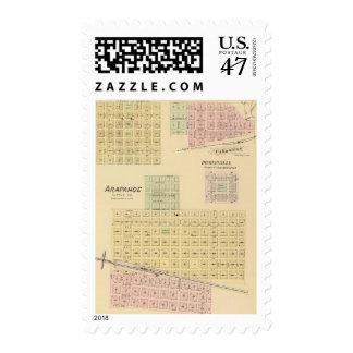 Arapahoe, Nebraska Postage