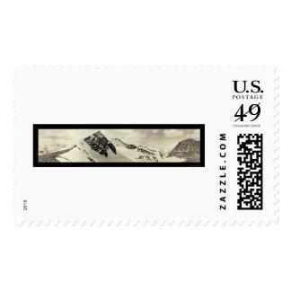 Arapahoe Peaks CO Photo 1921 Stamps