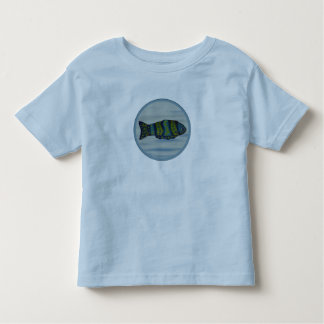Arapawa Star Stripes Fish Toddler T-shirt