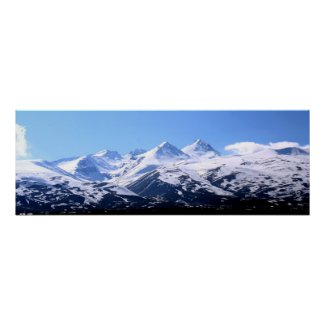 Ararat Mountain Poster
