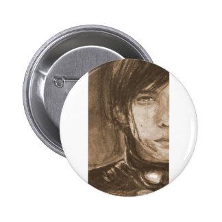 Arashi Nino Cry Gantz Sepia Buttons