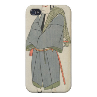 Arashi Ryu_zo as Heiemon, 1795 Case For iPhone 4