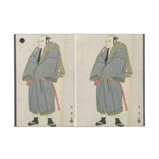Arashi Ryu_zo como Heiemon, 1795 iPad Mini Funda