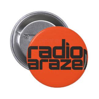 Arazel, 2¼ Inch Round Button