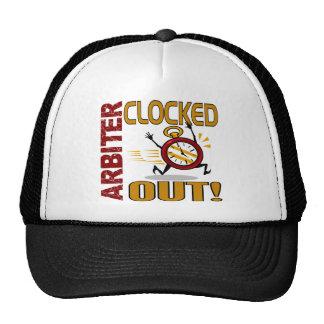 Arbiter Clocked Out Trucker Hat