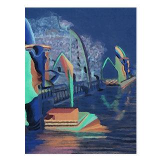 Arbitrarius CricketDiane Art Design Post Cards