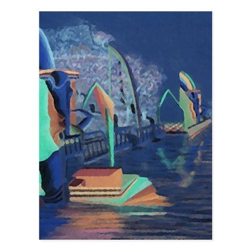Arbitrarius CricketDiane Art & Design Post Cards