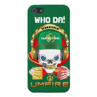 Árbitro del árbitro del fútbol todas las iPhone 5 funda