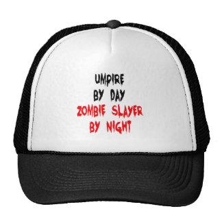 Árbitro del asesino del zombi gorro