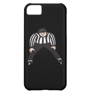 Árbitro del hockey carcasa para iPhone 5C