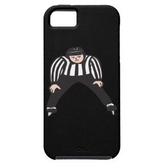 Árbitro del hockey funda para iPhone SE/5/5s