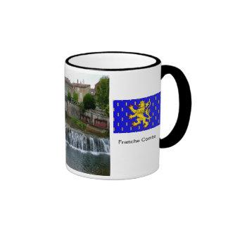 Arbois, bridge over the river coffee mug
