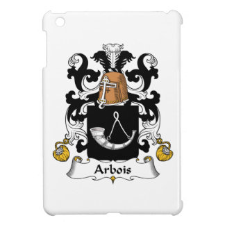 Arbois Family Crest iPad Mini Cover