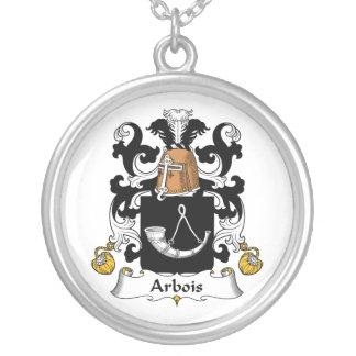 Arbois Family Crest Pendant