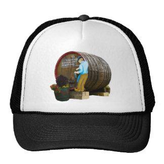 Arbois, Jura, Winemakers Mesh Hat