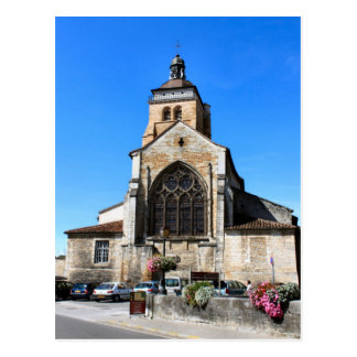 Arbois; Parish Church Postcard