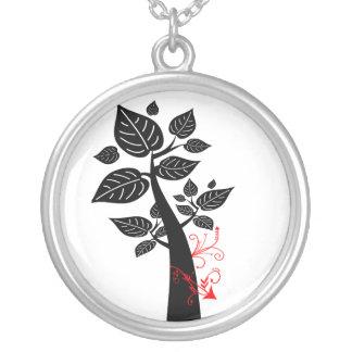 Árbol 5 con la flecha colgante redondo