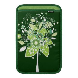 Árbol abstracto fundas para macbook air