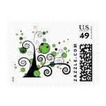 Árbol abstracto sello