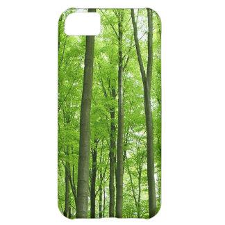 Árbol alto Forrest Funda Para iPhone 5C