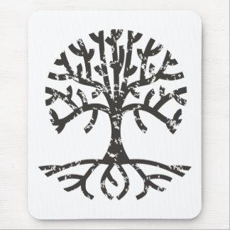 Árbol apenado II Alfombrilla De Ratón