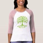 Árbol apenado III Camisetas