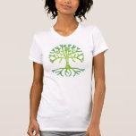 Árbol apenado VI Camiseta