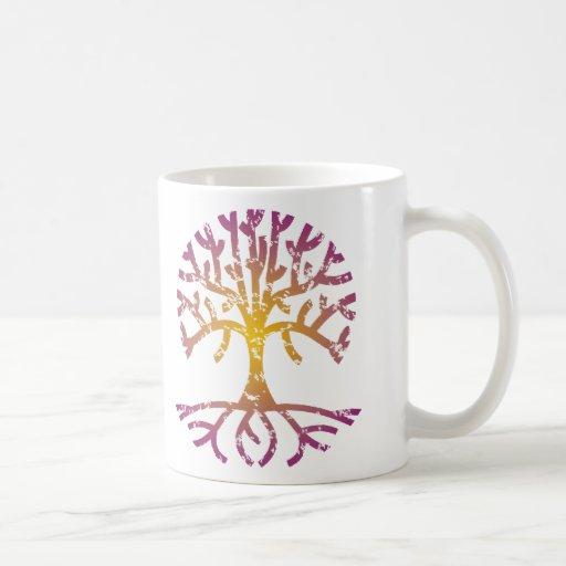 Árbol apenado VIII Taza De Café