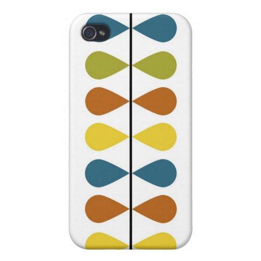 Árbol atómico - caso del iPhone iPhone 4 Carcasa