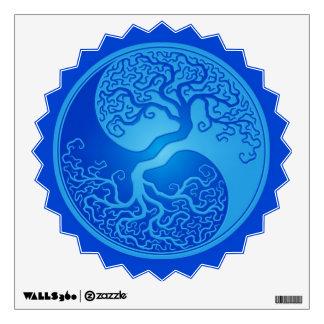 Árbol azul de Yin Yang