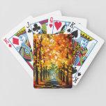 Árbol Baraja Cartas De Poker