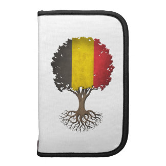 Árbol belga de la bandera del personalizable de la planificadores