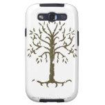 Árbol blanco de Gondor Galaxy S3 Fundas