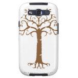 Árbol blanco de Gondor Samsung Galaxy S3 Carcasas