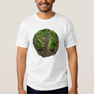 Árbol céltico remera