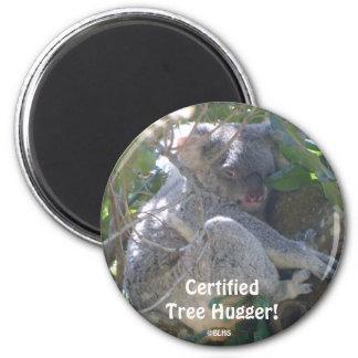 ¡Árbol certificado Hugger! , ©BLHS Iman