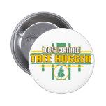 Árbol certificado Hugger Pins