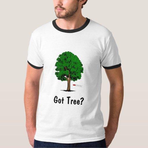 ¿Árbol conseguido? Playera