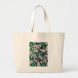 Árbol de abeto oriental bolsa tela grande