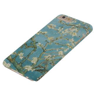 Árbol de almendra en flor de Vincent van Gogh Funda De iPhone 6 Plus Barely There
